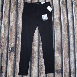 New D. Jeans Black Skinny Jeggings Size 8